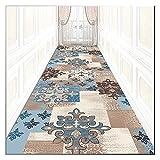ZHAOHUI-alfombras pasillo, Antideslizante Estera Pie Tamaño...