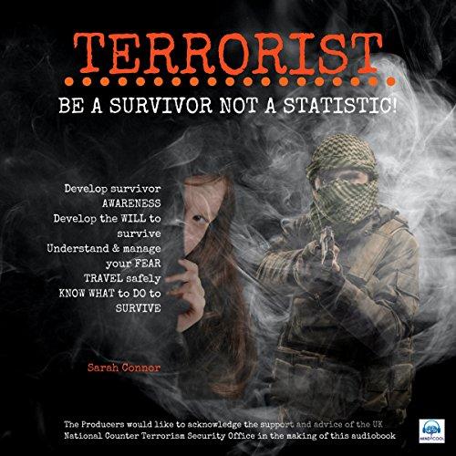 Terrorist audiobook cover art