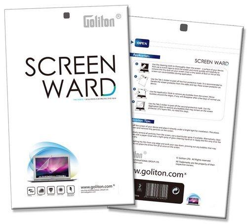 Goliton® Antireflex Bildschirmschutzfolie für Standard-Bildschirm 13,3 Zoll (286.5 x 180mm)