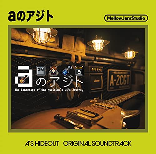 a2c 20th Anniversary 1st Solo Album [aのアジト] a's Hideout Original Soundtrack