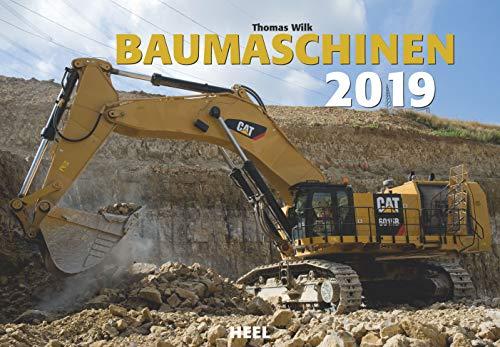Baumaschinen 2019: Technik-Kolosse im Einsatz