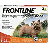 Best Dog Repellants - Frontline Plus for Dogs Small Dog (5-22 pounds) Review