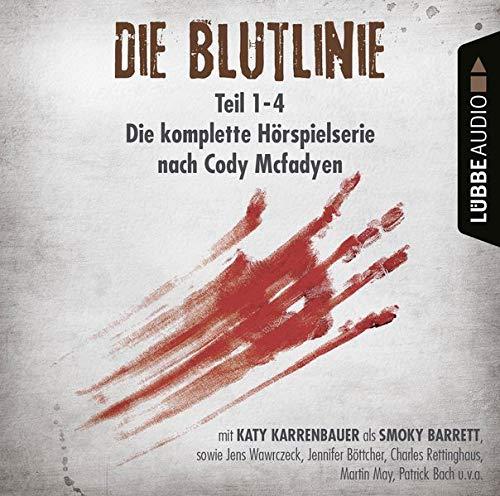 Die Blutlinie 1-4  By  cover art