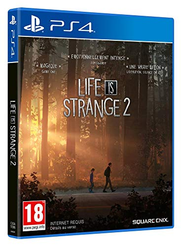 Life is Strange 2 pour PS4 [Edizione: Francia]