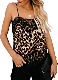 leopard lace cami outfit