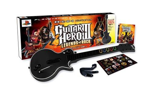 Guitar Hero III: Legends of Rock (w/Guitar)[Import Japonais]