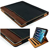 iPad 7th Generation Case Soft Leather Smart Cover Wallet Sleep Wake for Apple
