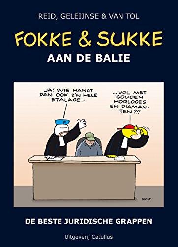 FOKKE & SUKKE HC02 AAN DE BALIE (Fokke en Sukke)