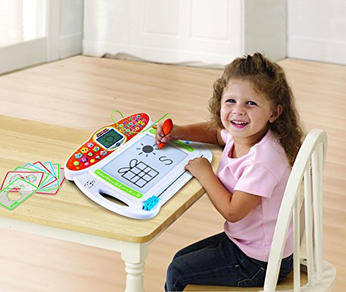 The Write and Learn Desk is one of the best toys for preschoolers