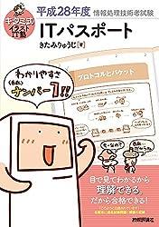キタミ式イラストIT塾 ITパスポート 平成28年度