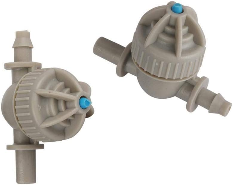 Limited Special Price Hose Repair Connector Extender 100Pcs Barb Irrigation SALENEW very popular! 4mm Garden