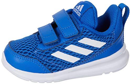 adidas Altarun CF I, Pantofole Unisex-Bambini, Multicolore (Azul/Ftwbla/Azul 000), 21 EU