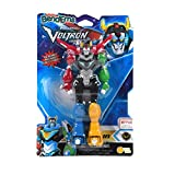 Sunny Days Entertainment BendEms Collectible Posable Action Figure - Voltron Legendary Defender