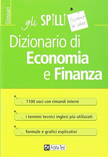 Dizionario di economia e finanza