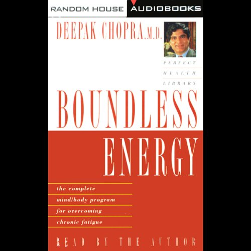 Boundless Energy audiobook cover art