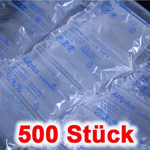 500 x AIRplus® Luftkissen Luftpolsterkissen Füllmaterial Luftpolster Lufttaschen