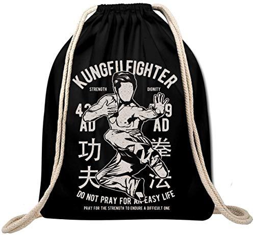 Ekate Kungfu Fighter Martial Arts MMA UFC Boxing Gym Bag Backpack Gym Bag Backpack