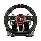Volante Racing Wheel Montecarlo 900° Compatibile PS4 Switch Xbox PC 90423 - Classics - PlayStation 4 [Importación italiana]