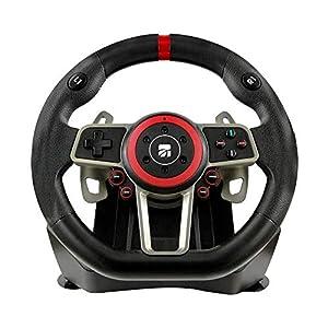 Volante Racing Wheel Montecarlo 900° Compatibile PS4 Switch Xbox PC 90423 - Classics - PlayStation 4