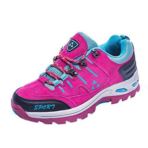 Vovotrade 2019 Printemps/Automne Nouveau Chaussures de Randonnée Femme & Hommes Chaussures de randonnée pédestre/de Marche Nordique Unisex pour Adultes Mountain Chaussures de randonnée imperméables