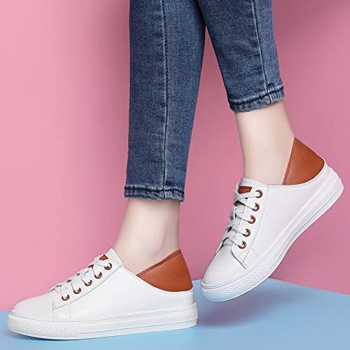 NGRDX&G Chaussures Blanches Chaussures De Femmes Chaussures De Sport Chaussures De Sport Blanches