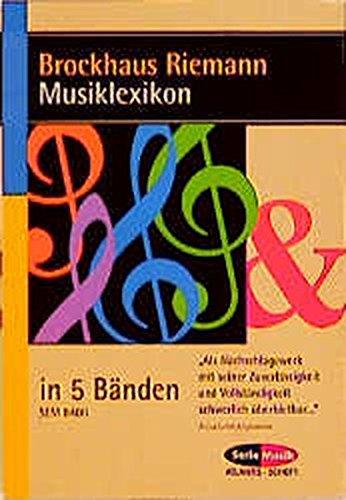 Brockhaus Riemann Musiklexikon