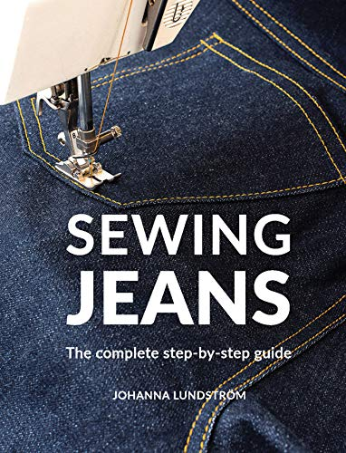 Sewing Jeans: The complete step-by-step guide