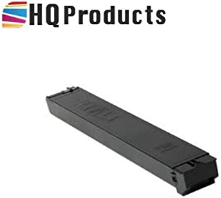 HQ Products Premium Compatible Replacement for Sharp MX-36NTBA Black Copier Toner Cartridge for use with Sharp MX 2610, 2610N, 2615, 2640N, 3110N, 3115N, 3140N, 3610N Series Printers.