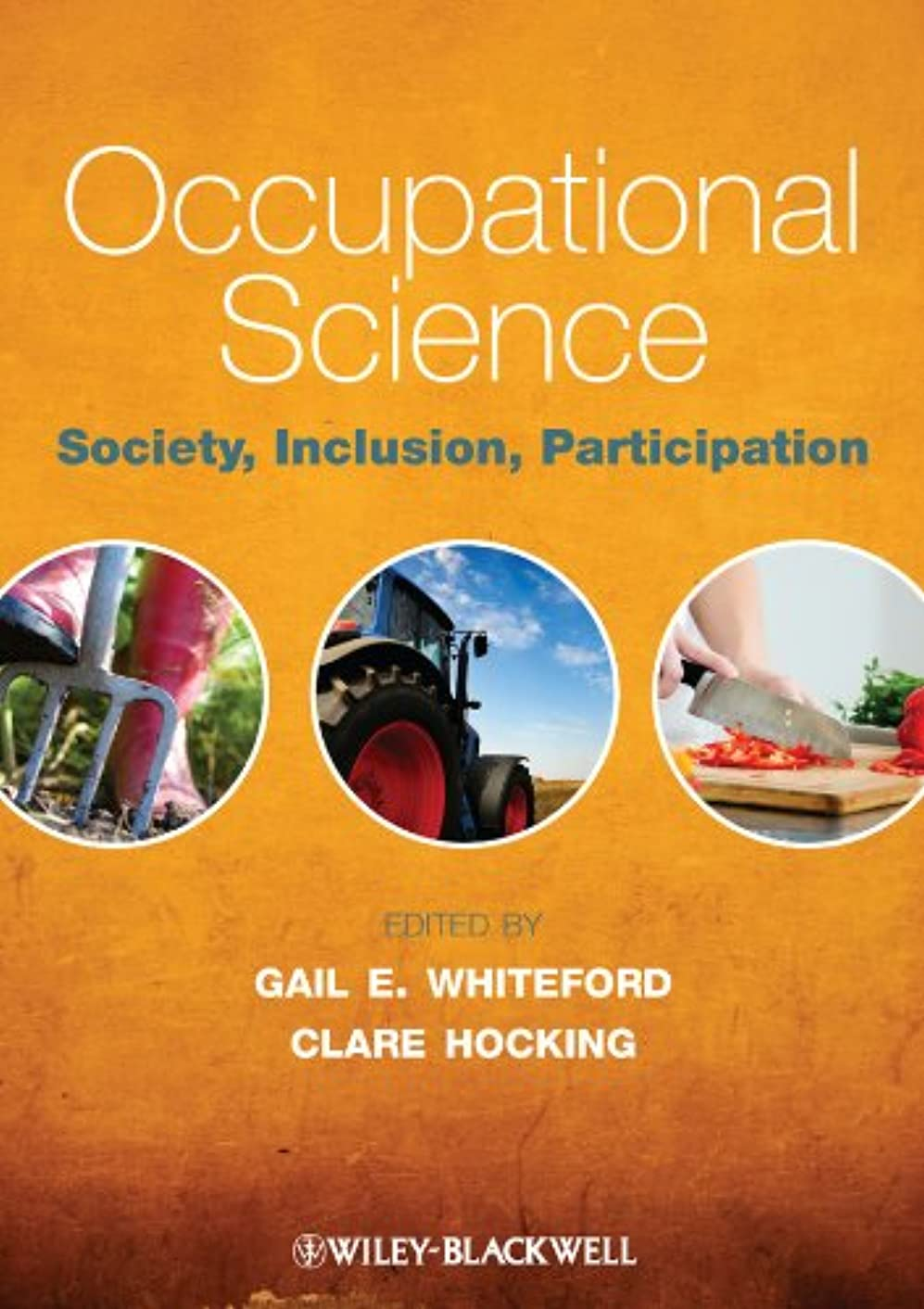 オーバーヘッド省略する傷つきやすいOccupational Science: Society, Inclusion, Participation (English Edition)