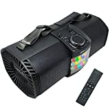 EMB Rechargeable Portable Boombox Street Disco Stereo Speaker 300 Watts - MP3/...