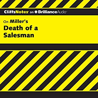 Death of a Salesman: CliffsNotes audiobook cover art