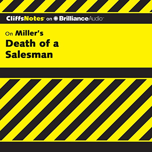 Death of a Salesman: CliffsNotes audiobook cover art