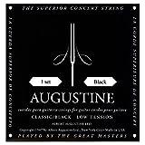 AUGUSTINE オーガスチン クラシックギター弦 ブラックセット BLACK SET