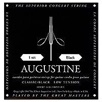 CUERDA SUELTA GUITARRA CLASICA - Augustine (Negra) Suave (Minimo 12 Cuerdas) 5ェ
