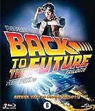 Retour Vers Le Futur La Trilogie - Coffret 3 Dvd - Blu-ray [Import]