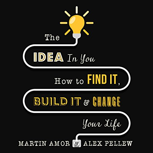 The Idea in You audiobook cover art