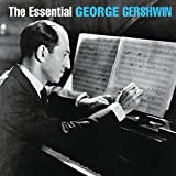 album cover: The Essential Gershwin