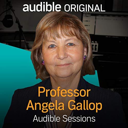 Professor Angela Gallop cover art