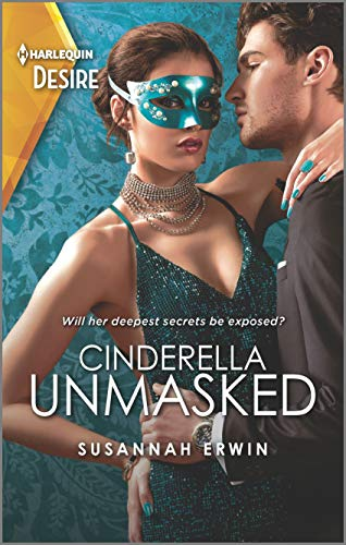 Cinderella Unmasked (Harlequin Desire) by [Susannah Erwin]