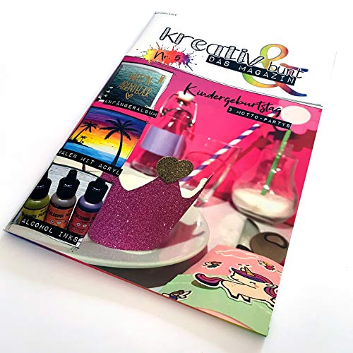 kreativ & bunt - Das Magazin Nr. 5