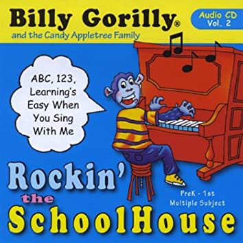 ROCKIN' THE SCHOOLHOUSE, VOL. 2