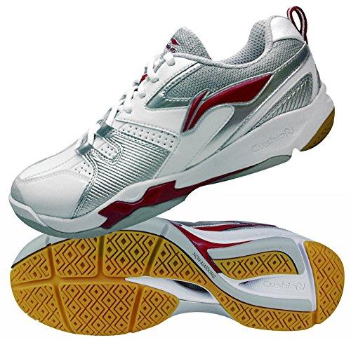 Li Ning Unisex Badminton-Schuh 'Training Plus' 43 2/3