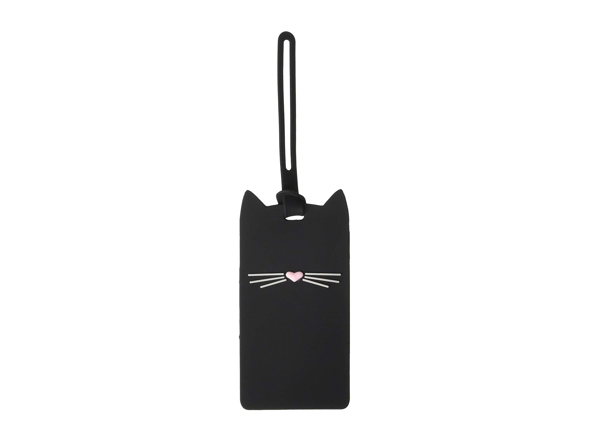 Spade Tag Kate York Luggage Cat Black New dPXwPa