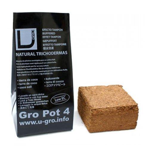 Coco Pot 4 litres - UGro fibre de coco
