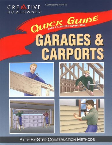 Garages & Carports (Quick Guide Series)