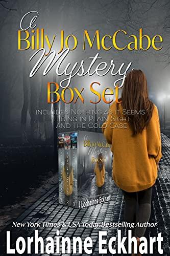 A Billy Jo McCabe Mystery Box Set by Eckhart, Lorhainne