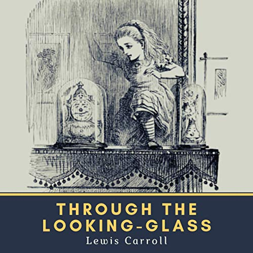 Through the Looking-Glass copertina