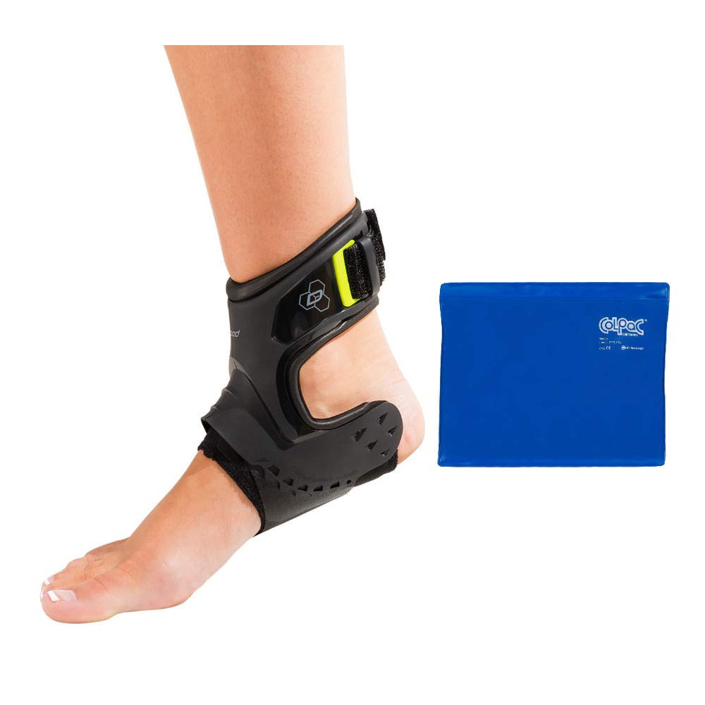 DonJoy San Francisco Mall Performance POD Ankle Special Campaign Brace Left Small Black Chatta and
