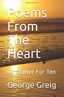 Poems From The Heart: My Starter For Ten