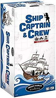 Ship Captain & Crew Dice Game